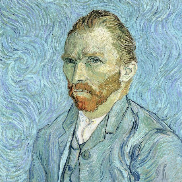 VAN GOGH AND THE CURSED