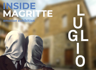 Inside Magritte prosegue anche a luglio